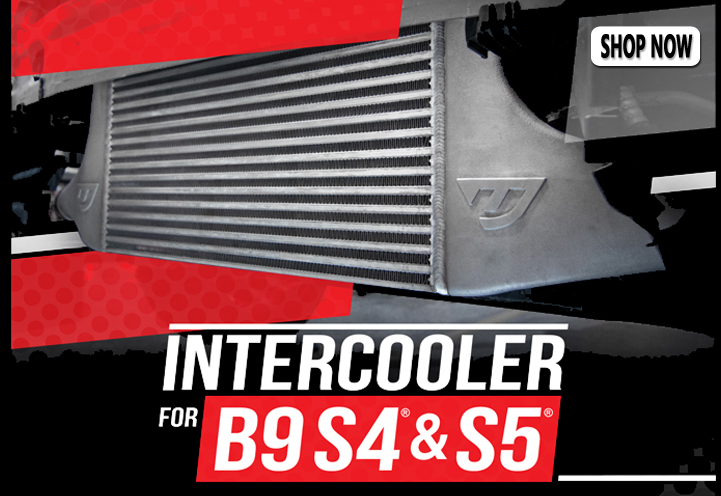 uni intercooler