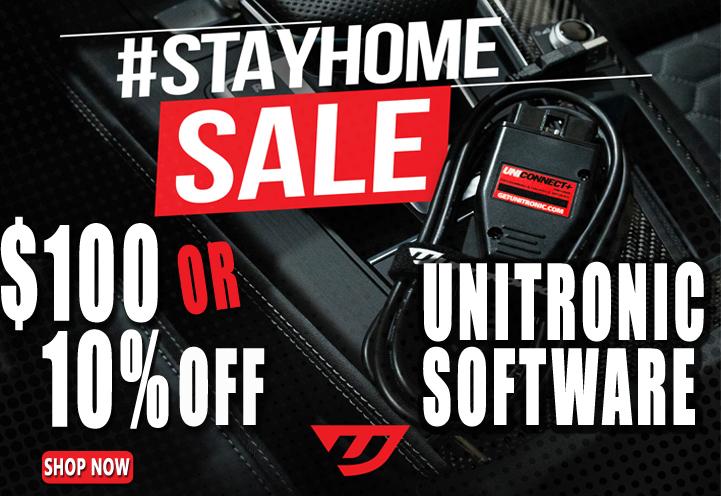 Unitronic Stay Home Sale