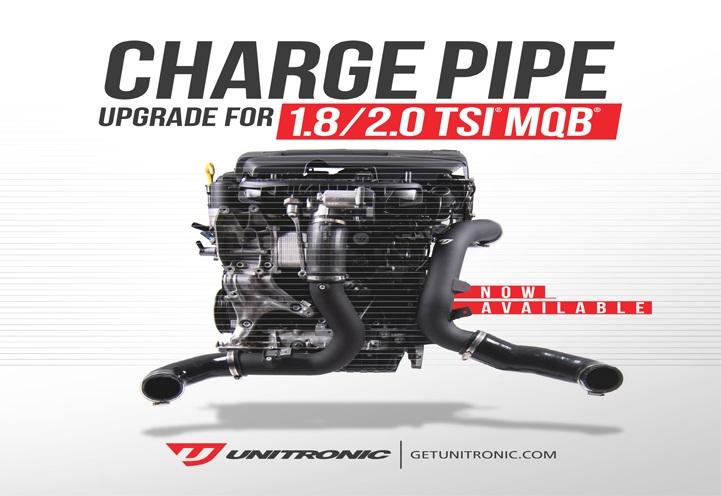 Unitronic MQB Charge Pipe Kit