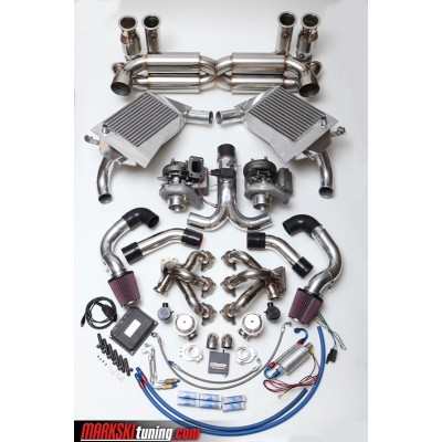 911Tuning 996TT Stage 8 – Ski850HP