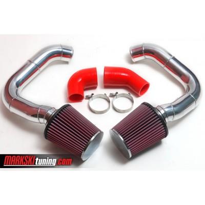 911Tuning 997TT 2.5″ Custom Intake