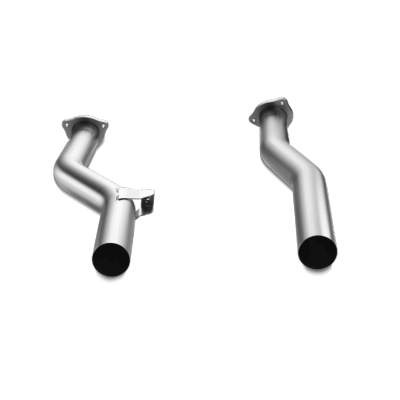 Akrapovic 958 Front Link Pipe Set