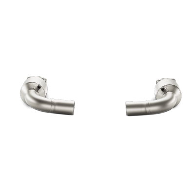 Akrapovic 991TT Catted Link Pipe Set