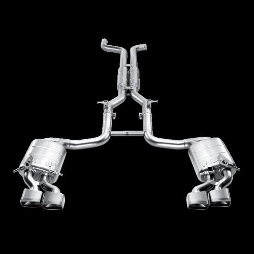 Akrapovic C63 Titanium Evolution Exhaust