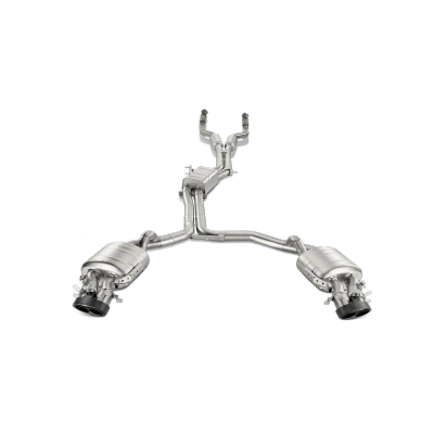 Akrapovic Evolution Line Titanium Catback Exhaust