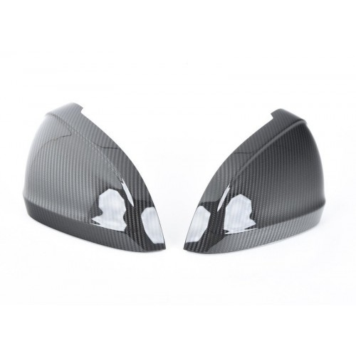 Audi B9 Carbon Fiber Mirror Covers