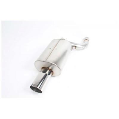 Dinan Free Flow Exhaust w/ M-Tech