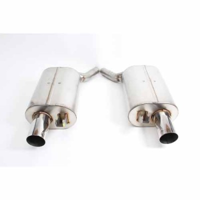 Dinan Free Flow Exhaust