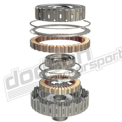 Dodson 02E DSG Sportsmans Plus Clutch Kit