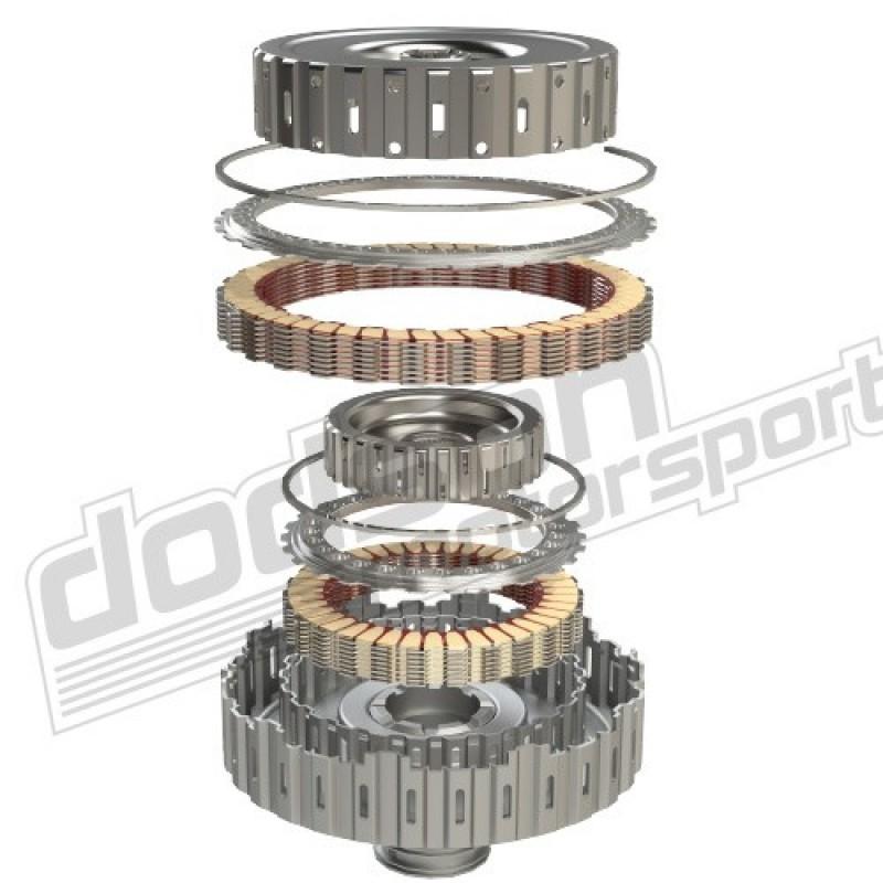 Dodson Sportsmans Plus Clutch Kit for 02E DSG