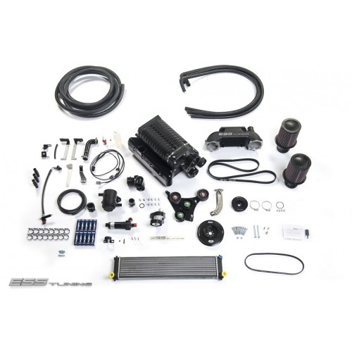 ESS Tuning R8 V10 TS-760 Supercharger System