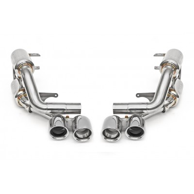 Fabspeed 991 Carrera Supercup Exhaust System (PSE)