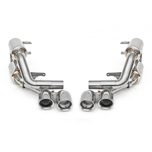 Fabspeed 991 Carrera Supercup Exhaust System (Base)