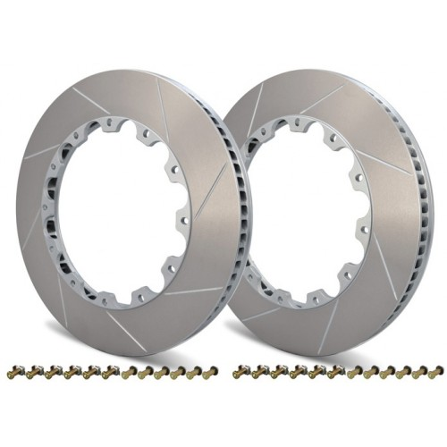 Girodisc 330mm Rear 2pc Rotor Rings