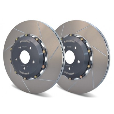 Girodisc Front Slotted 2pc Rotor Set