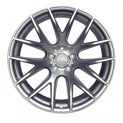 Miro Type 111 18x8.5 Wheel Set