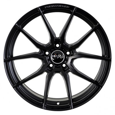 Miro Type F25 19x8.5 Forged Wheel Set