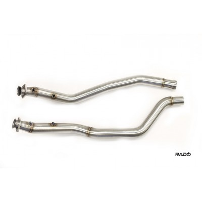 RADO Off-Road Downpipes