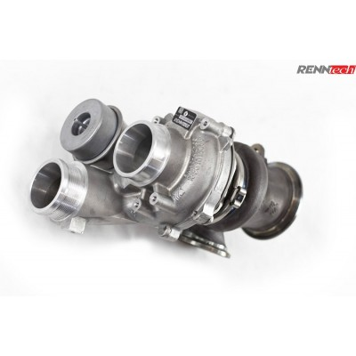 RENNtech Stage 1 Turbo Upgrade C63