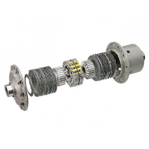 RENNtech 100% Locking Limited Slip Differential