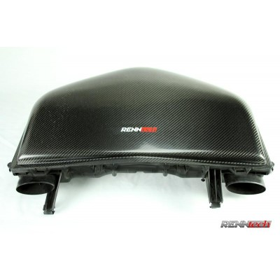 RENNtech Carbon Fiber Bubble Top Airbox