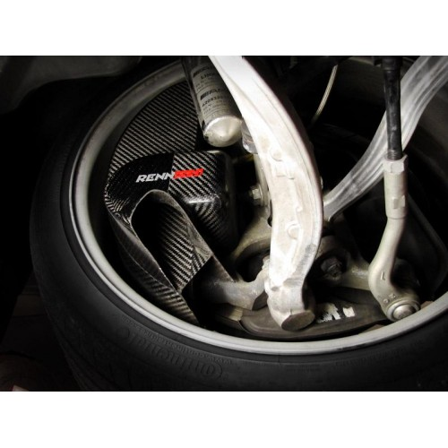 RENNtech Carbon Fiber Air Ducts