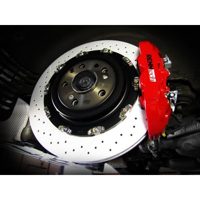 RENNtech Performance Rear Brake Package G-Wagon