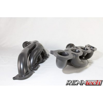 RENNtech Long Tube Headers w/Cats