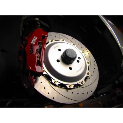 RENNtech Performance Brake Package 4