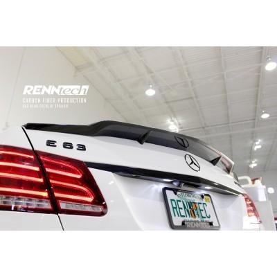 RENNtech Carbon Fiber Deck Lid Spoiler