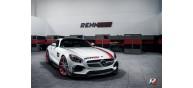 RENNtech Carbon Fiber Front Splitter AMG GTS