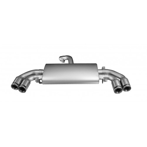 Remus Axle Back Exhaust for TT