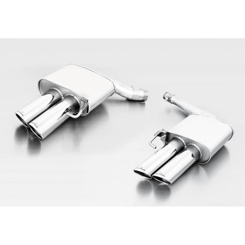 Remus Cat Back Exhaust for Audi S4 B8 (10+)
