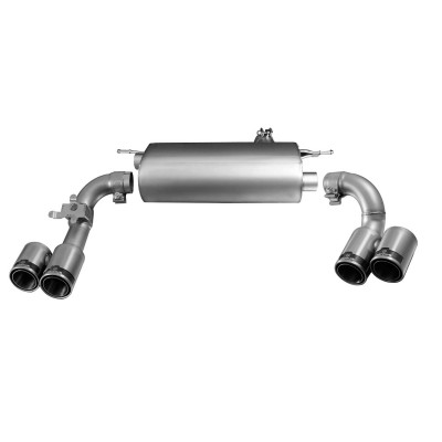 Remus F30/31/32 Axle Back Exhaust