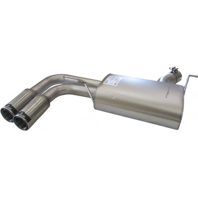Remus F25 Single Side Axle Back Exhaust