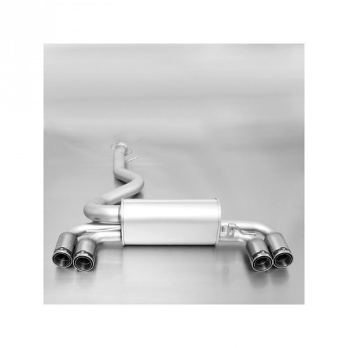 Remus E82 Axle Back Exhaust