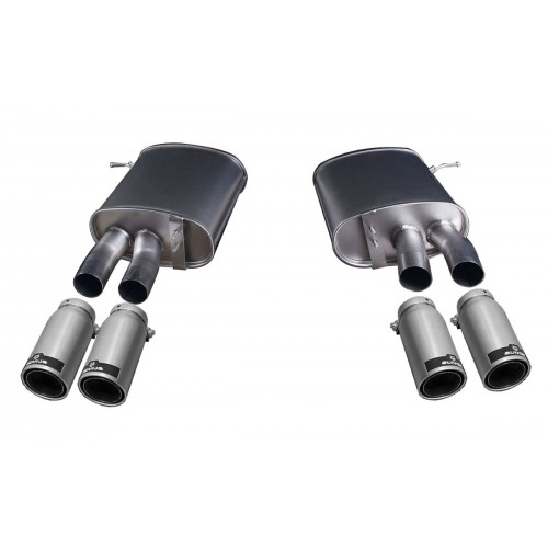 Remus E9x Axle Back Exhaust