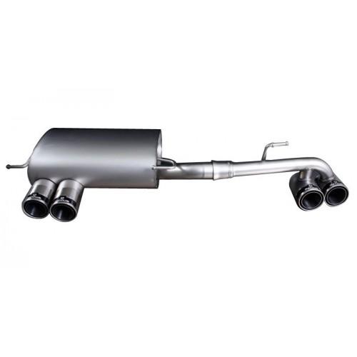 Remus E82/88 Axle Back Exhaust