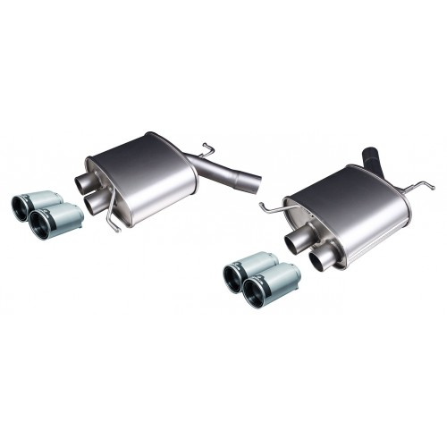 Remus F10 Axle Back Exhaust