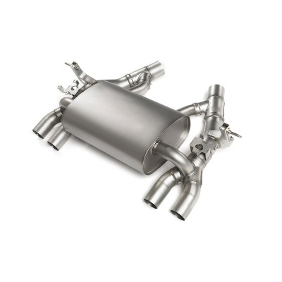 Remus F80/82 Axle Back Exhaust