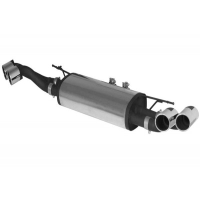 Remus Axle Back Exhaust for X6