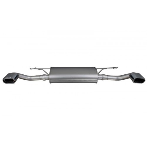 Remus Axle Back Exhaust for E70