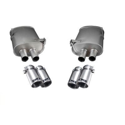 Remus E90 Axle Back Exhaust