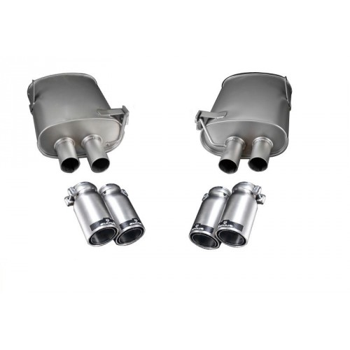 Remus Axle Back Exhaust for E90