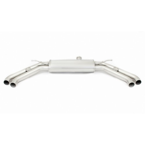 Remus CLA Cat Back Exhaust