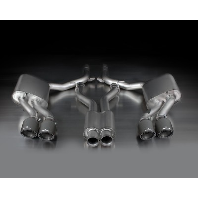 Remus Cat Back Exhaust for C63
