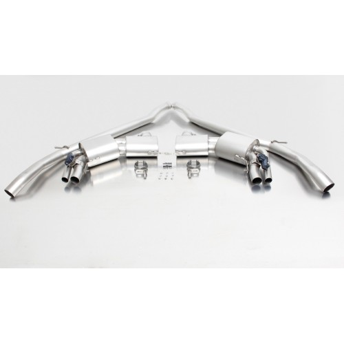 Remus Cat Back Exhaust for S63
