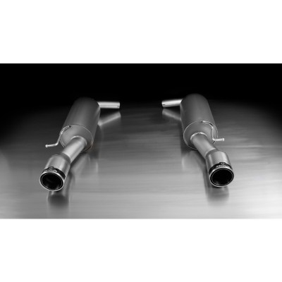 Remus R55 Axle Back Exhaust