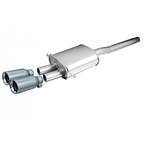 Remus Axle Back Exhaust