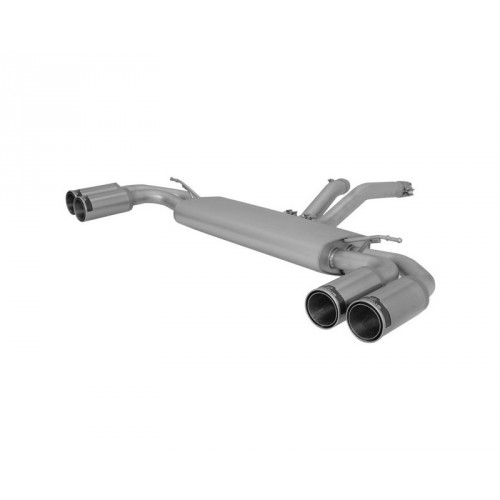 Remus Axle Back Exhaust for 958